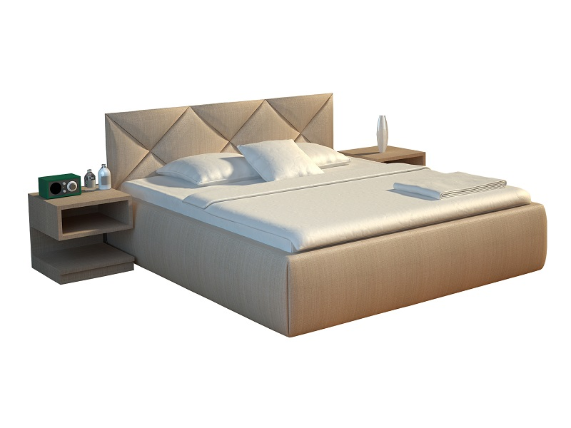 Тапицирана спалня FLEXY Колекция спални Mollyflex