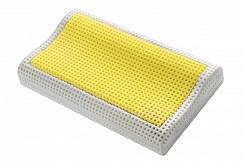 Възглавница Air Yellow Cervical Колекция Възглавници Mollyflex